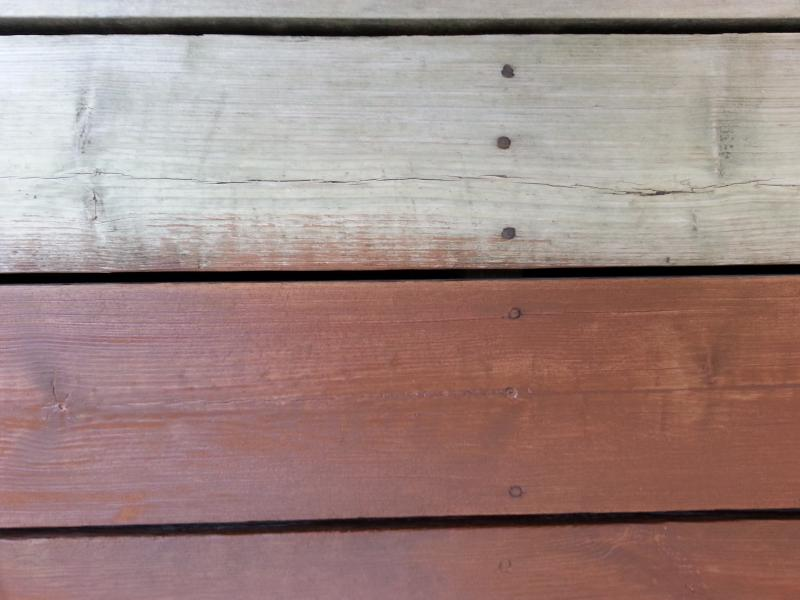 Stain for Wood — One Day Stain - Express Deck Wood Stain | Cabot