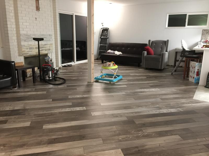 love my new floors - Armstrong Laminate Flooring