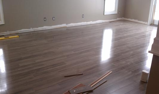 start of - Armstrong Laminate Flooring