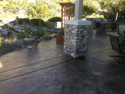 Zep Floor Sealer And Finish - Concrete Polish Gloss Floor