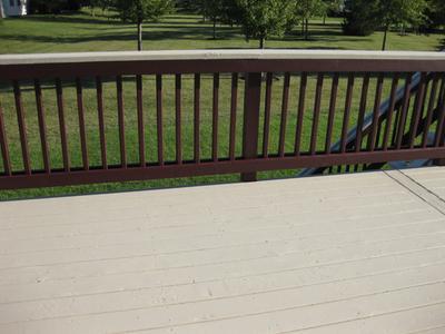 Solid Color Waterproofing Wood Stain | BEHR® DECKplus™ | Behr