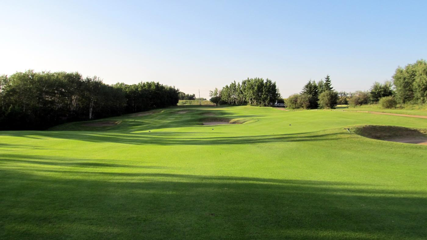 how to play wolf creek golf course