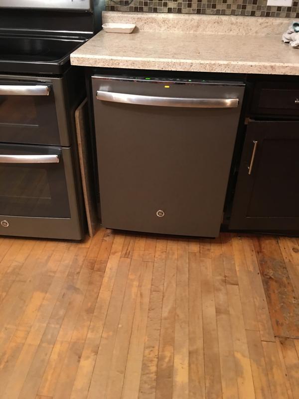 my beautiful dishwasher