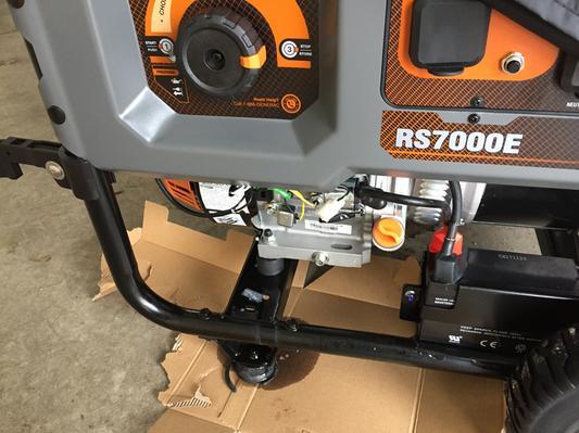 Generac Power Systems - 7000 watt RS Series Portable Generator - 6673