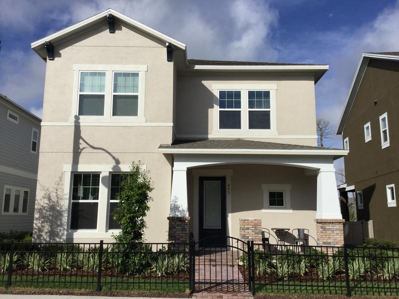 Home Builders & New Homes in Orlando FL   David Weekley Homes