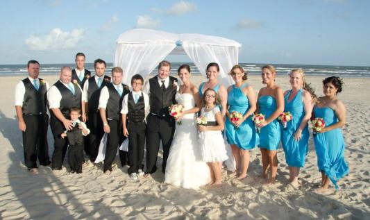 David Bridal Wedding Party