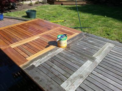 how to restore garden furniture ever x wood - Garden Furniture Stain