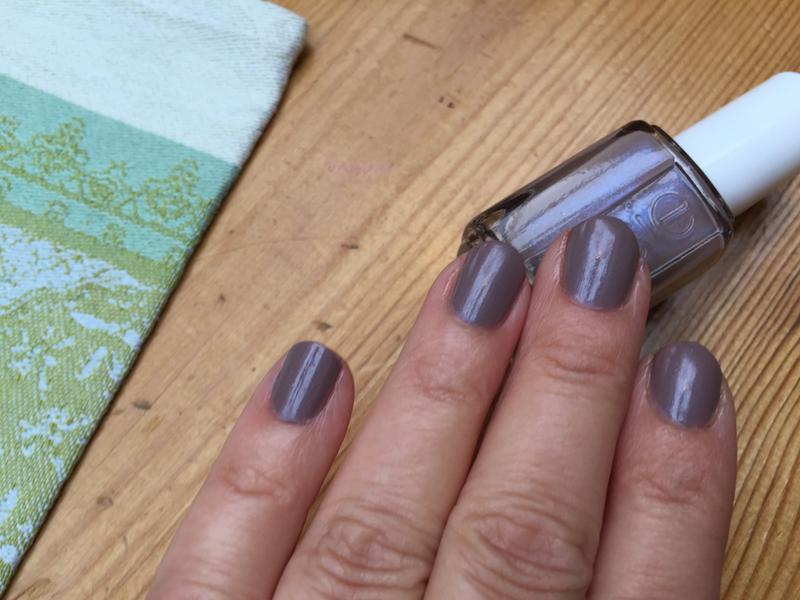 essie - Comfy In Cashmere - Purple Matte Nail Polish & Nail Art ...