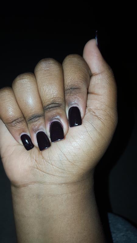 essie - Devil\'s Advocate -Black Plum Nail Polish, Nail Color ...