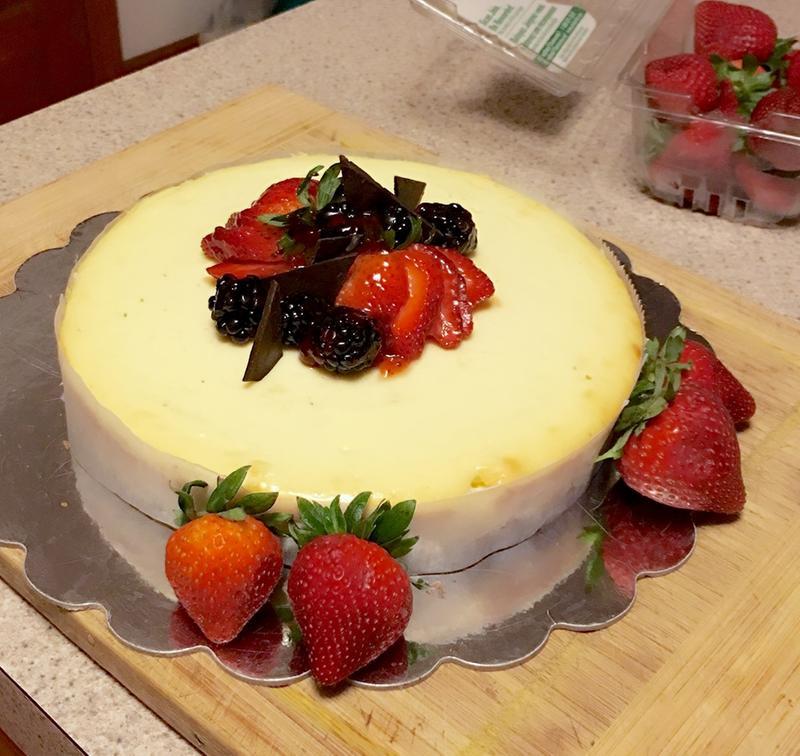 PHILADELPHIA Classic Cheesecake Kraft Recipes