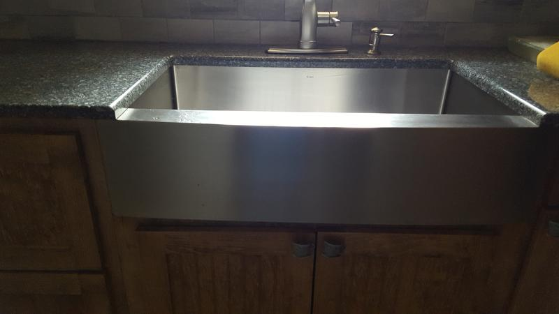 Fantastic Stainless Steel Kitchen Sink Combination | KrausUSA.com GT14