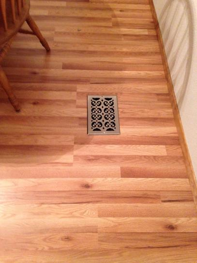 Arts And Crafts Solid Br Floor Registers