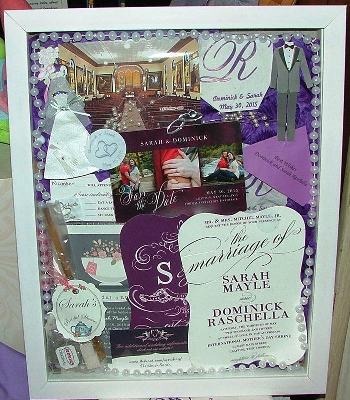 Wedding momentos & 11u0027u0027x14u0027u0027 Omega Shadowbox - White | JOANN Aboutintivar.Com