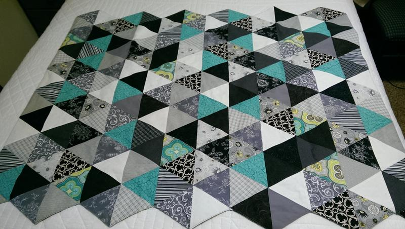 Large 60 Degree Triangle Ruler (3''-9'' Finished Side) | JOANN : 60 degree ruler quilting - Adamdwight.com