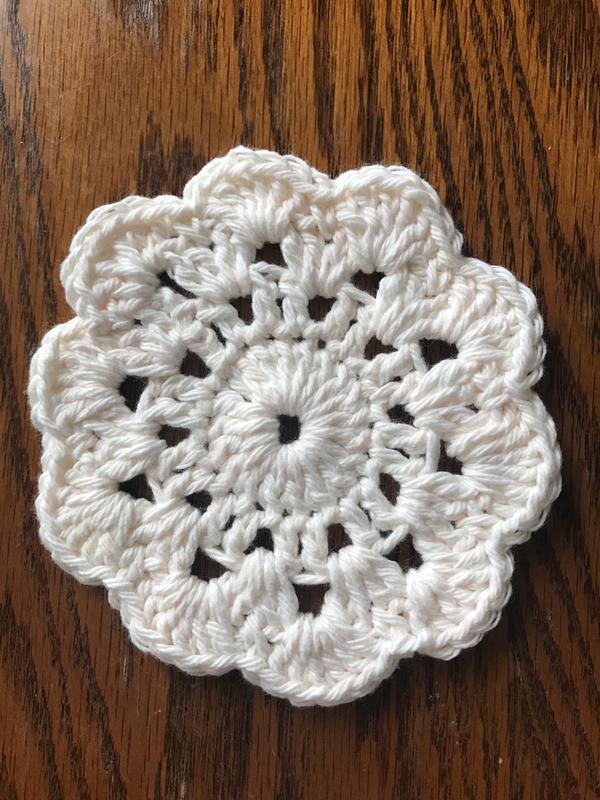 Lily Sugarn Cream Solids Yarn Joann