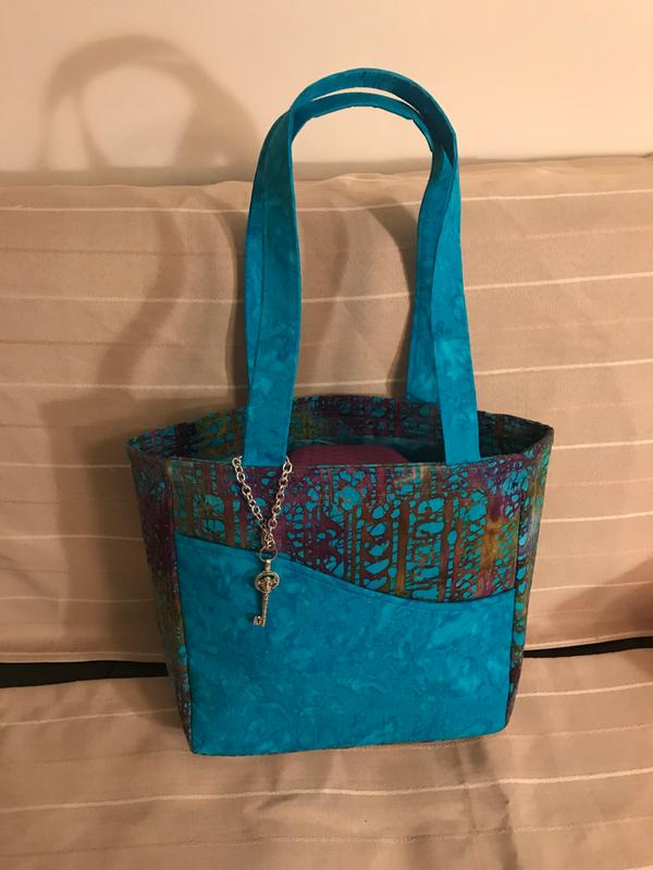 My Tote Bag Made With Pellon