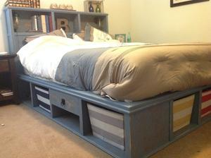 lowe's how to make a diy platform bed customer stories