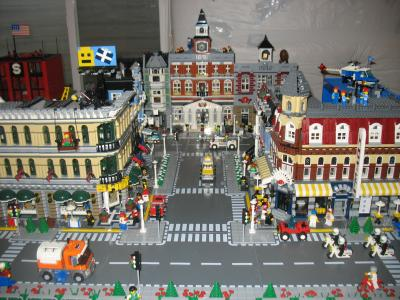 My Lego City: What do you guys think? : lego