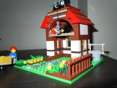 This is the fourth creator  Lego Creator Treehouse