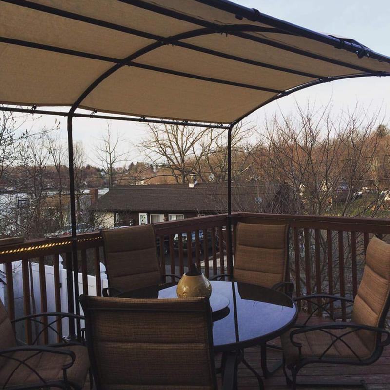 Monarch & Monarc Canopy™ 9 x 16 ft. - Canopies