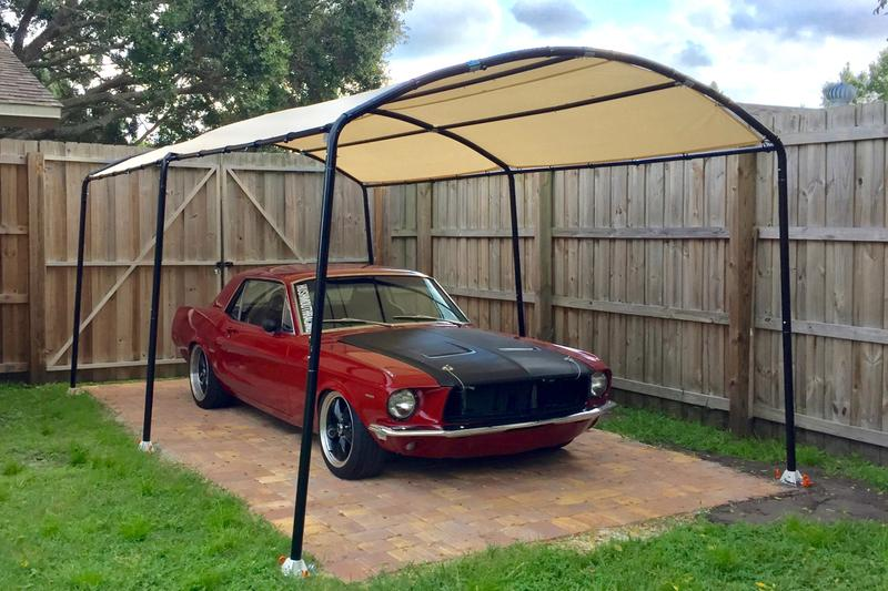 Review photo 1 & Monarc Canopy™ 10 x 18 ft.