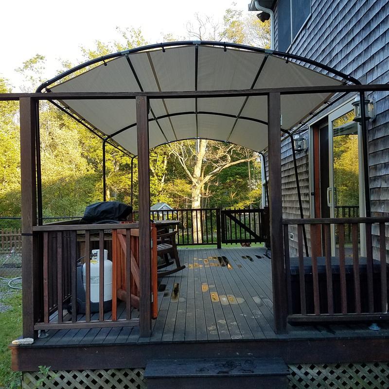 8 x 16 canopy & Monarc Canopy™ 9 x 16 ft. - Canopies