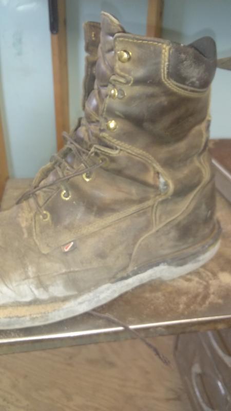 68af52568764a Men s 2203 Electrical Hazard Steel Toe DynaForce sup ®  sup  8-inch ...