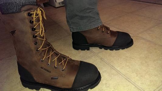 Red Wing Metatarsal Boots - Cr Boot
