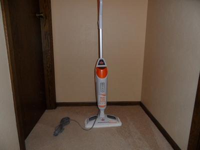 Hoover tile floor scrubber