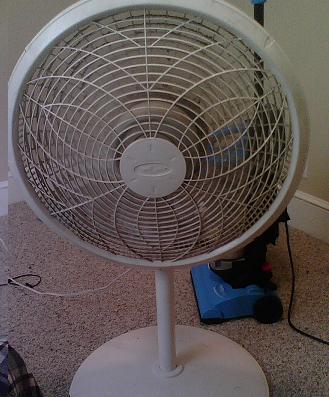 Lasko Cyclone 1825 Floor Fan - 457.20 mm Diameter - 3 ...