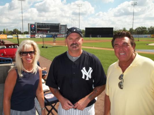 Steinbrenner Field (Spring Training) on 3/25/2012