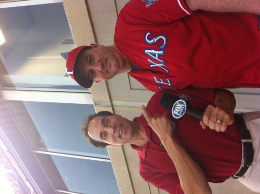 Me and Jim Knox