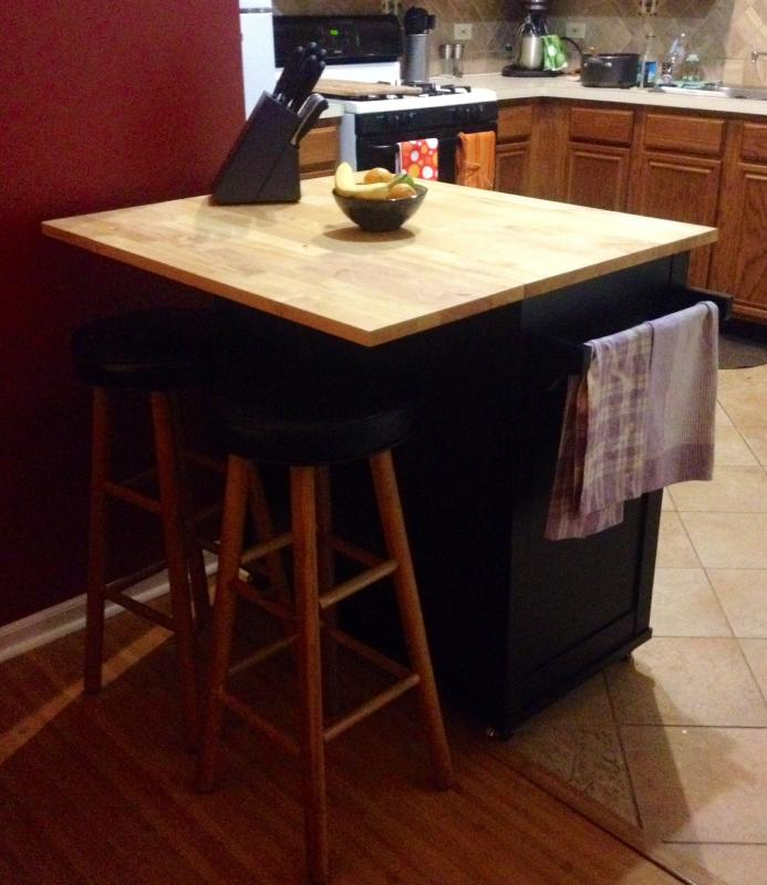 Target Threshold Kitchen Island Clearance Ymmv 250 75 Plus 20 Off Coupon Redflagdeals