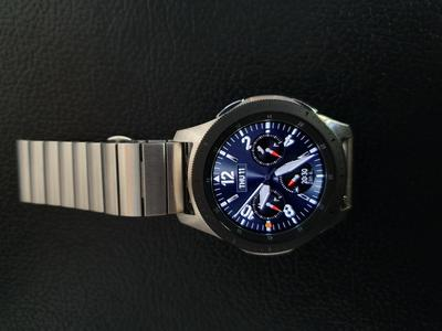 SAMSUNG GALAXY WATCH GOLD 42mm