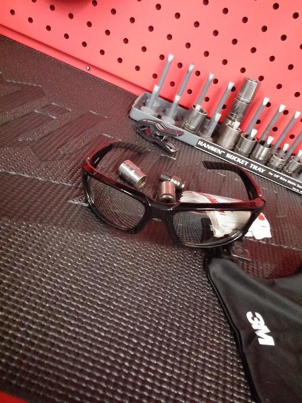 8863708da89d 3M™ ForceFlex™ Flexible Safety Eyewear