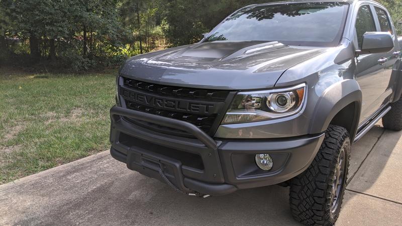2020 Chevy Colorado ZR2 AEV Bison