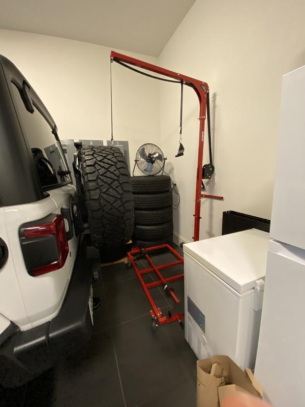 Prior to lift