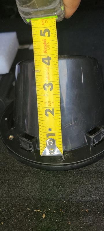 Smittybilt fuel door casing is 4