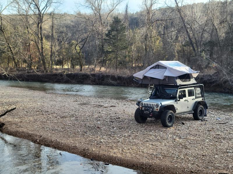 Ozark, Ouachita and Mark Twain National Forest Tested