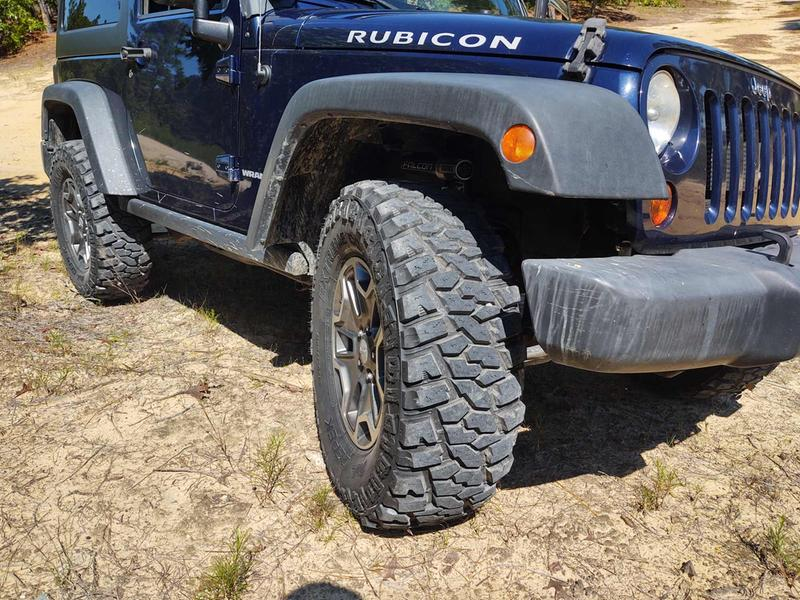 Awesome mud tire