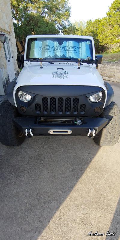 Smittybilt Front Bumper
