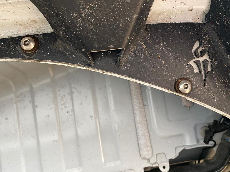 Friends Jeep, same issue