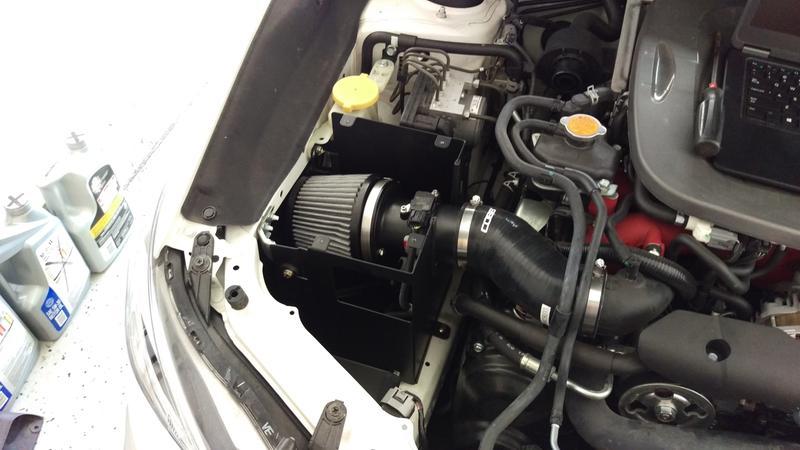 K/&N Filters 69-8005TWR Car Performance Intake Kit