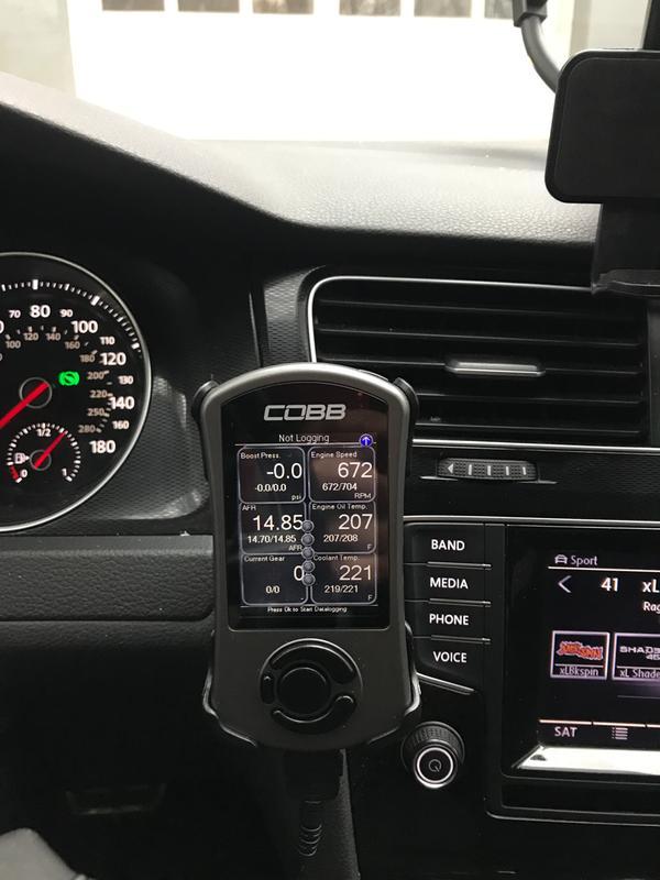 COBB Tuning - Volkswagen Stage 1 + Power Package (Mk7) GTI