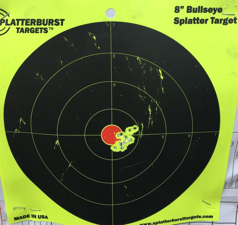 Savage 93R17 BVSS Bolt Action Rifle w/ AccuTrigger