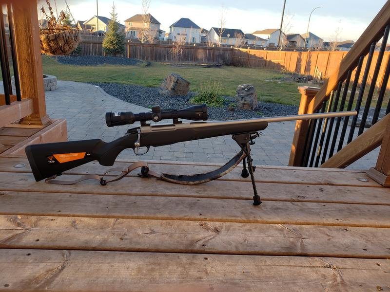 Tikka T3x Lite Stainless Bolt-Action Rifle