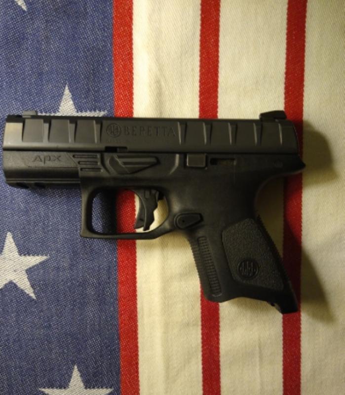 Beretta Apx Compact Semi Auto Pistol Cabela S