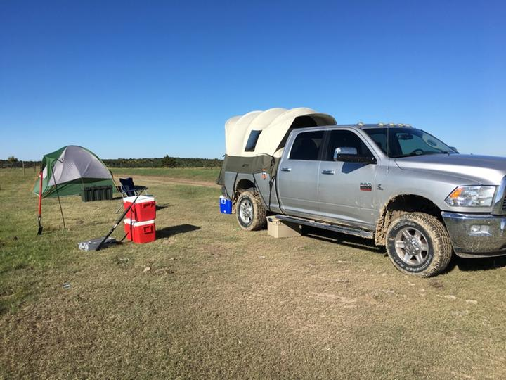 Kodiak Canvas 2 Person Truck Tent Cabela S