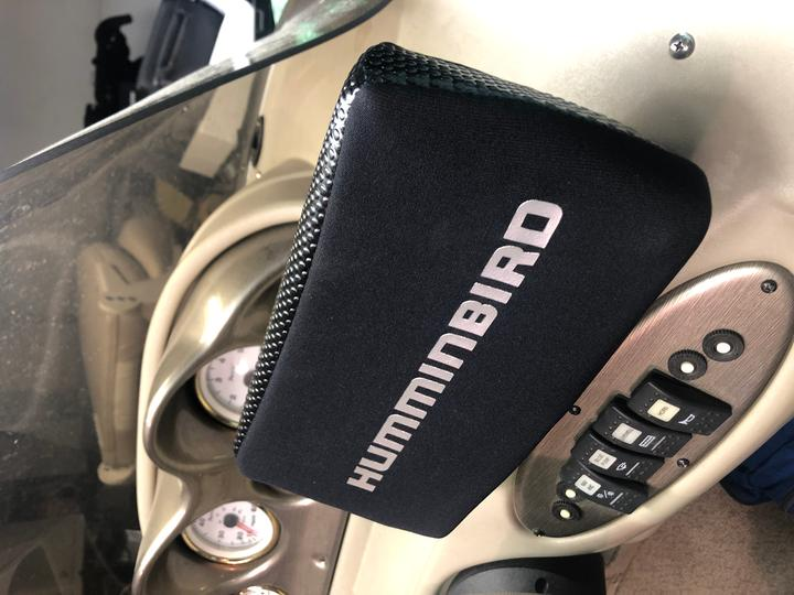 Black unit cover Fishing 780028-1 3580859 Soft Humminbird UC-H5 Helix 5