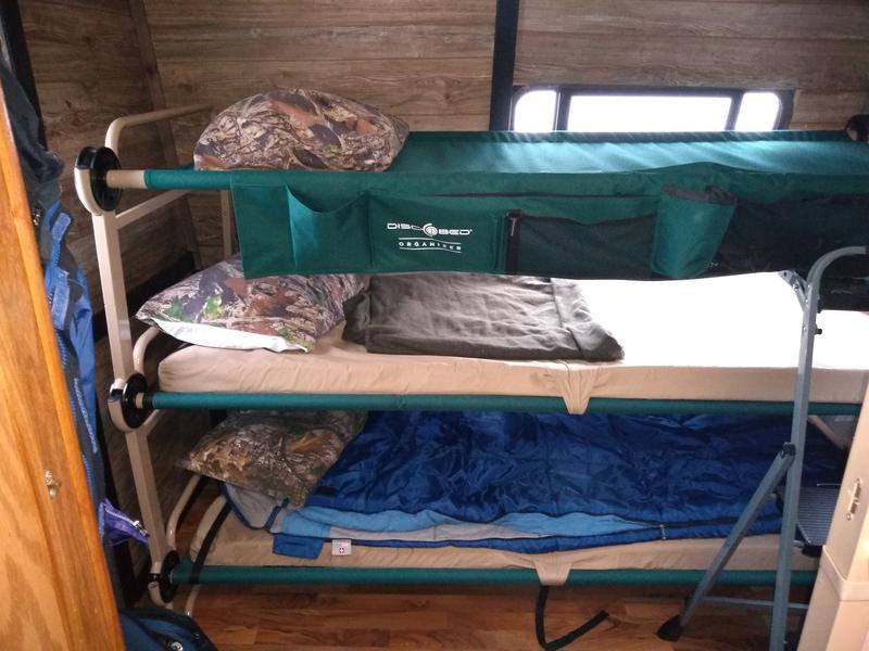 Disc O Bed Xl Cot Bunk Beds Cabela S